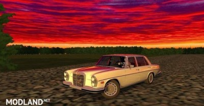Red Evening Night Sky Mod [1.5.3], 2 photo